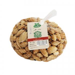 بادام سنگی ارگانیک آبگینه