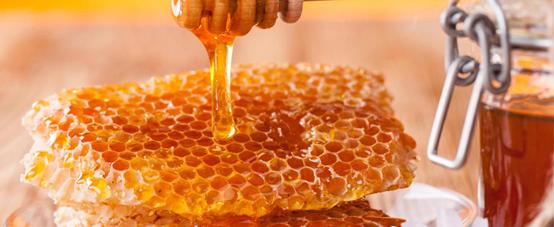 شکرک زدن عسل