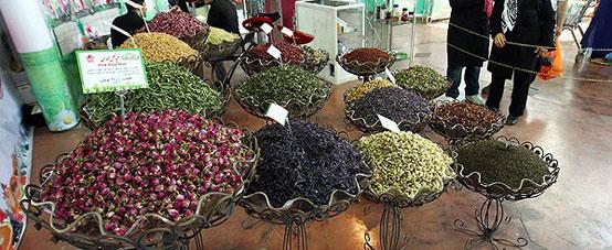 نمایشگاه محصولات ارگانیک